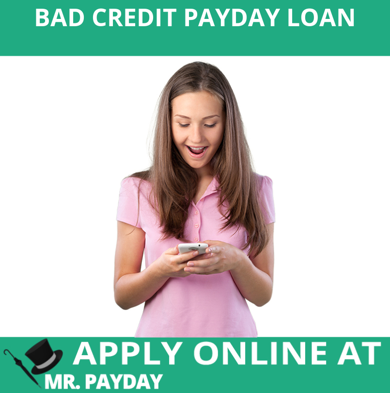 Picture of Bad Credit Payday Loan in Article