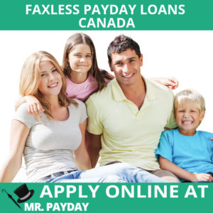 Picture of Faxless Online Payday Loans Canada in Article