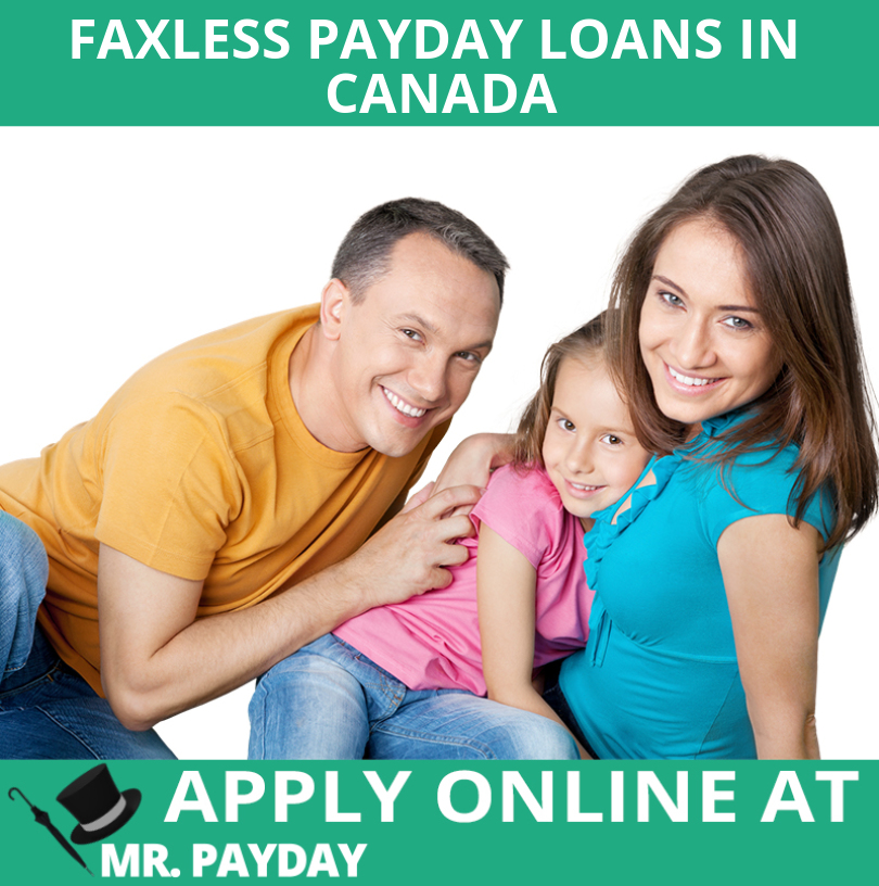 Picture of Faxless Payday Loans in Canada in Article