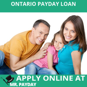 Picture of Ontario Payday Loan in Article