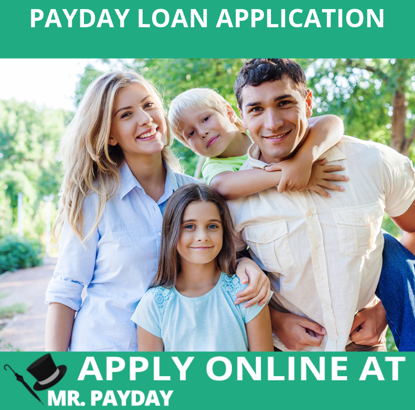 Picture of Payday Loan Application in Article
