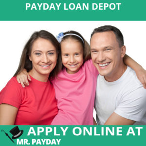 Picture of Payday Loan Depot in Article