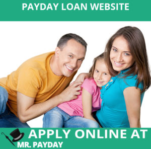 Picture of Payday Loan Website