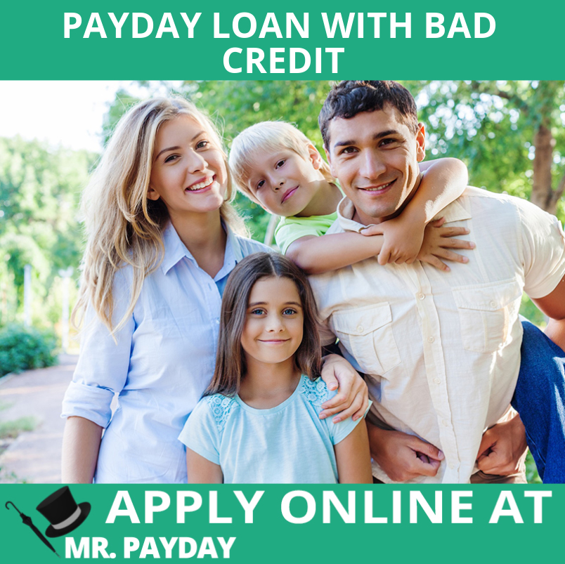 Picture of Payday Loan with Bad Credit