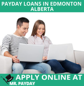 Picture of Payday Loans in Edmonton Alberta in Article
