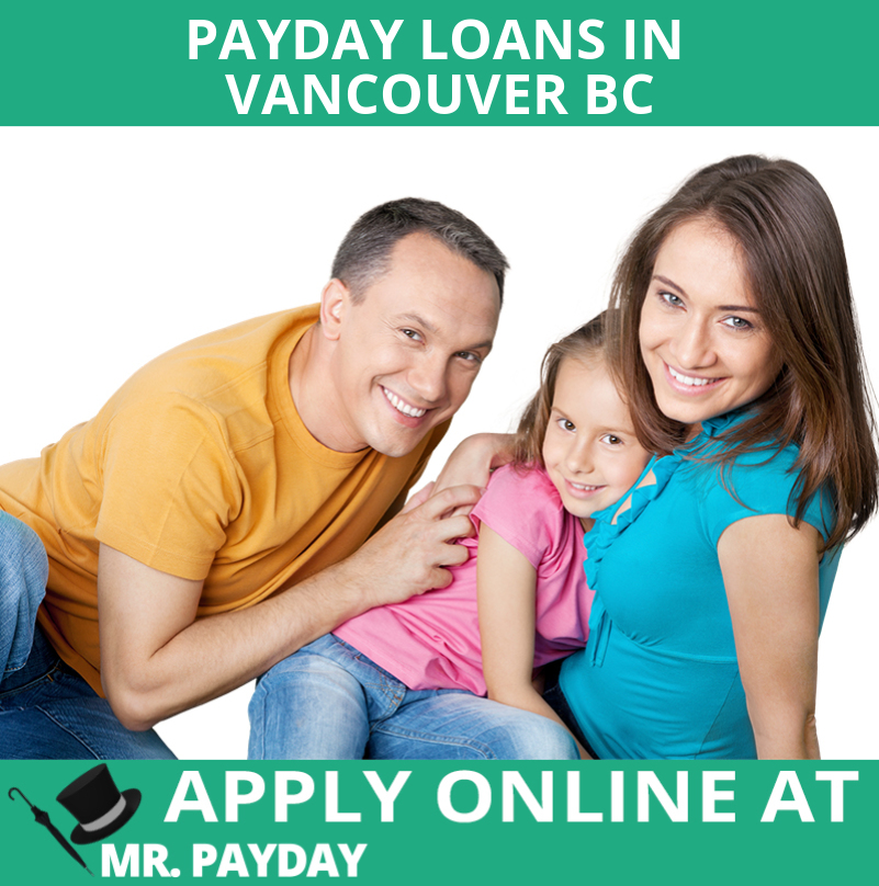 Picture of Payday Loans in Vancouver BC in Article.
