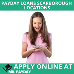 Picture of Payday Loans Scarborough Locations in Article